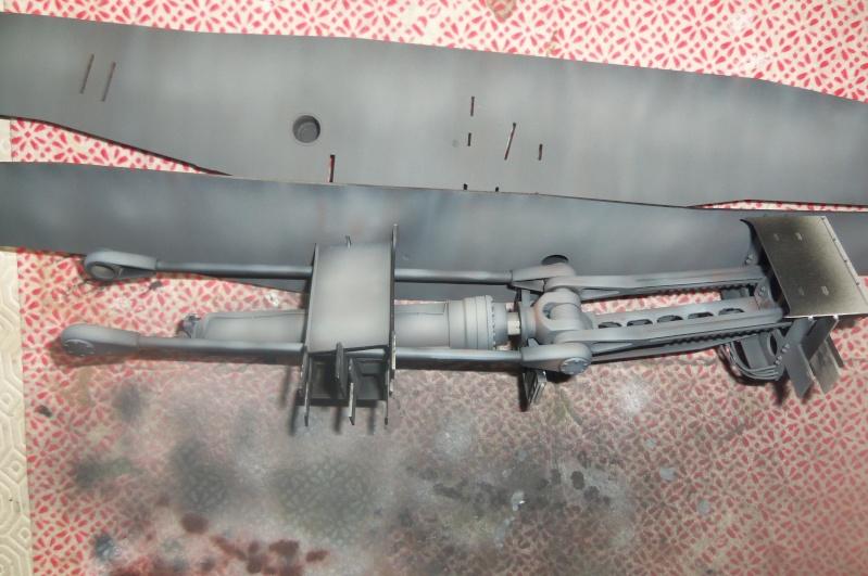 K5(E) LEOPOLD TRUMPETER - montage en cours 100_2312