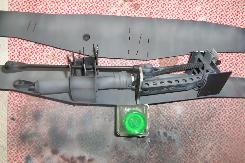 K5(E) LEOPOLD TRUMPETER - montage en cours 100_2313