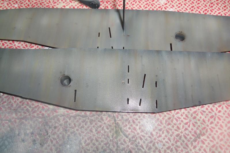 K5(E) LEOPOLD TRUMPETER - montage en cours 100_2316