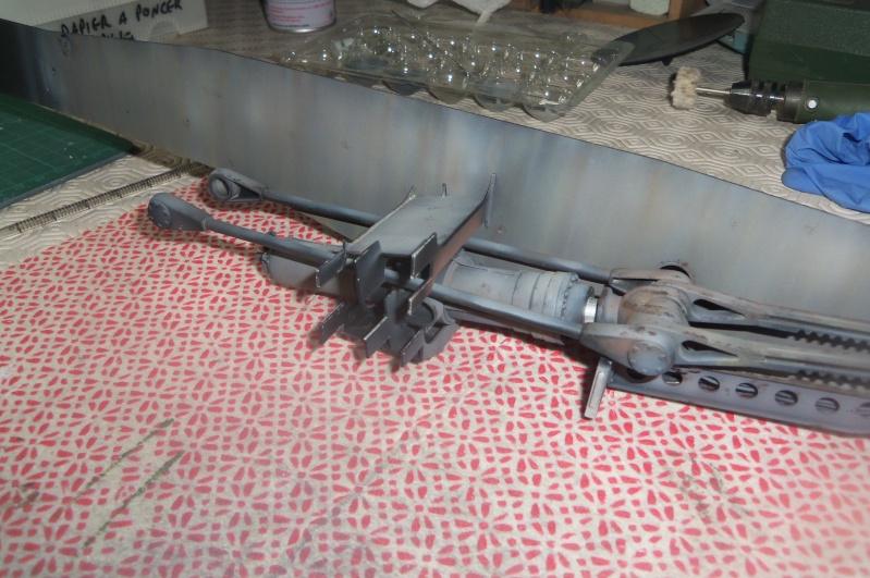 K5(E) LEOPOLD TRUMPETER - montage en cours 100_2317