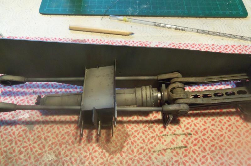 K5(E) LEOPOLD TRUMPETER - montage en cours 100_2318