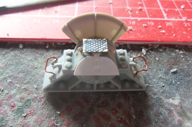 K5(E) LEOPOLD TRUMPETER - montage en cours 100_2320