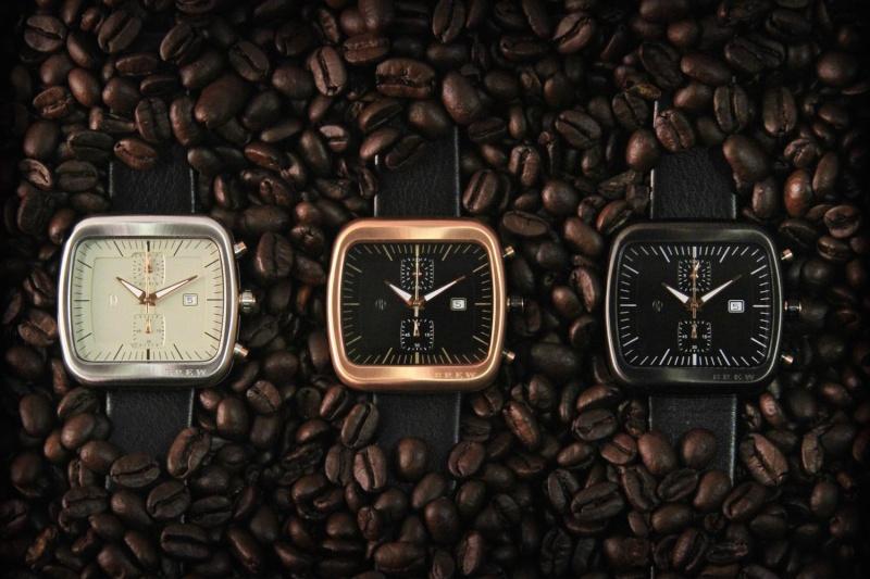 après l'Apple Watch - la Nespresso watch Brewin10