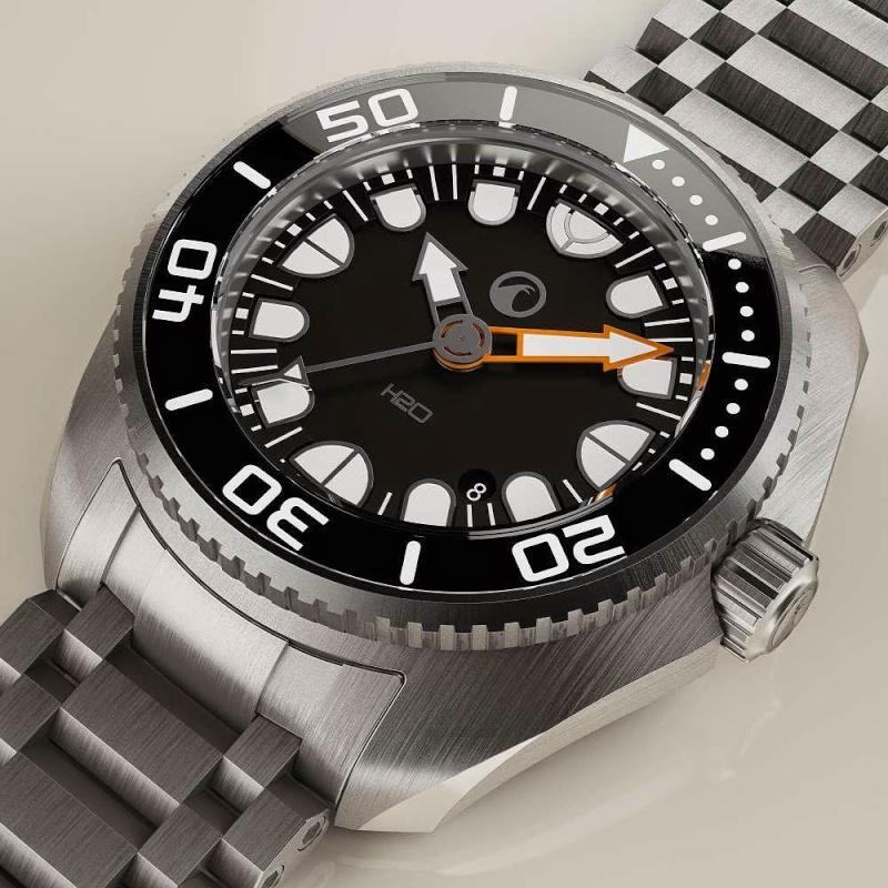 H2O watches - la version germanique de l'Orca H2o_wa10