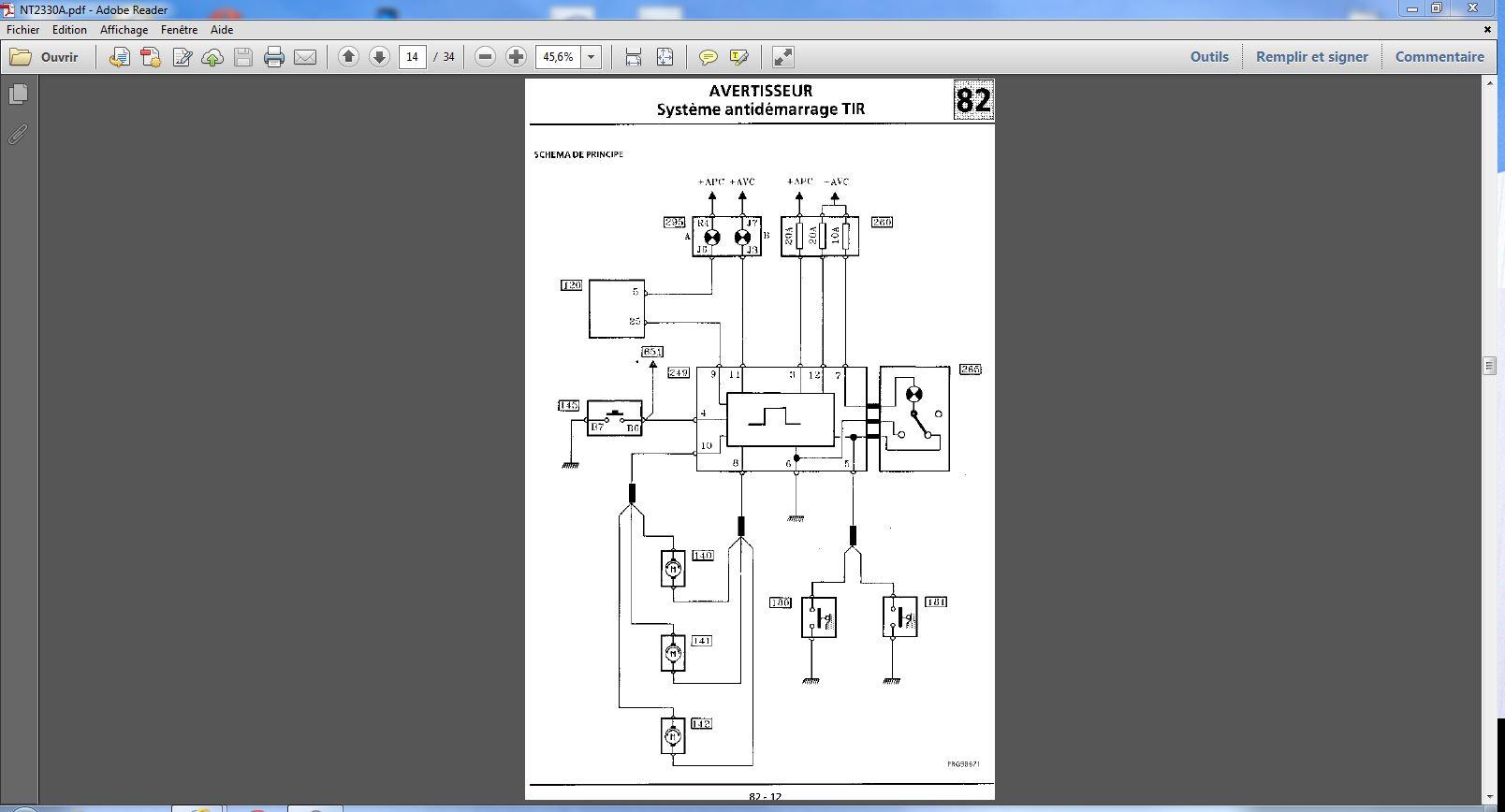 probléme anti démarrage avec clef infrarouge twingo d7f 1999 Electr16