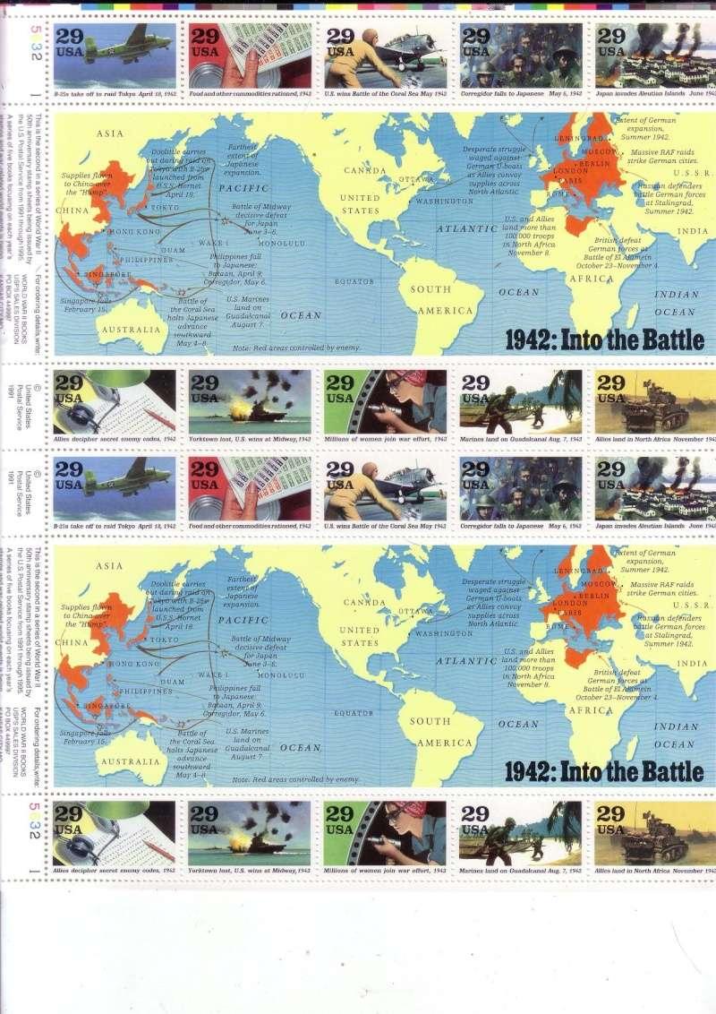 Toute la Seconde guerre mondiale en 5 planches de timbres! Scan1018