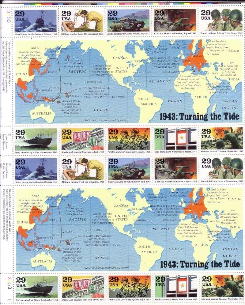 Toute la Seconde guerre mondiale en 5 planches de timbres! Scan1019