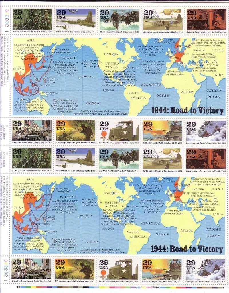 Toute la Seconde guerre mondiale en 5 planches de timbres! Scan1020