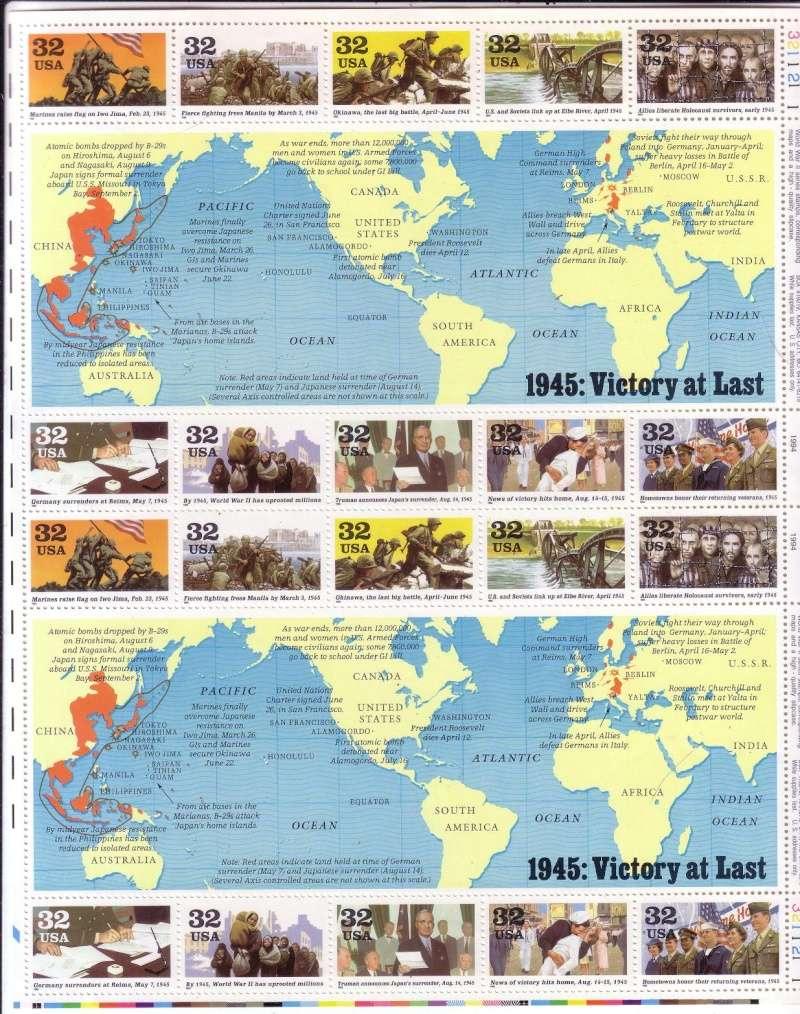 Toute la Seconde guerre mondiale en 5 planches de timbres! Scan1021