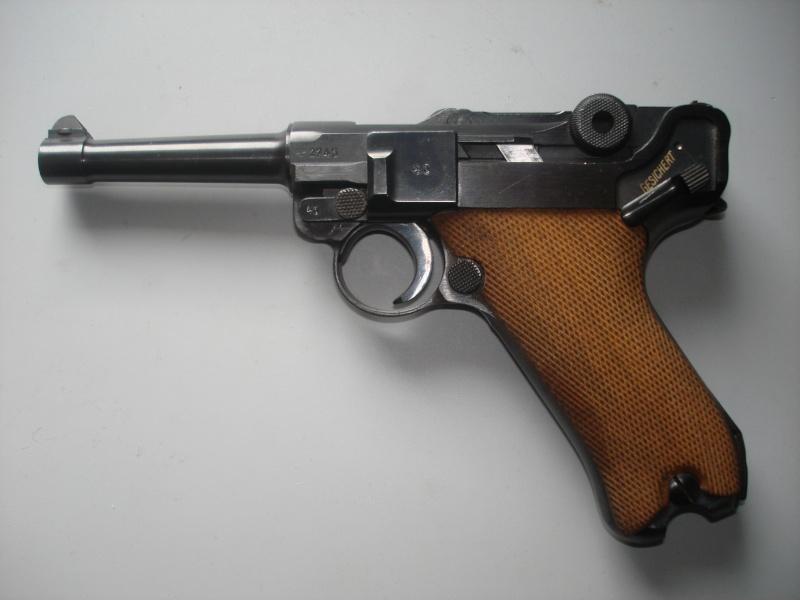 """Un rare P 08 daté 42 """"français"""" Dsc04911"""