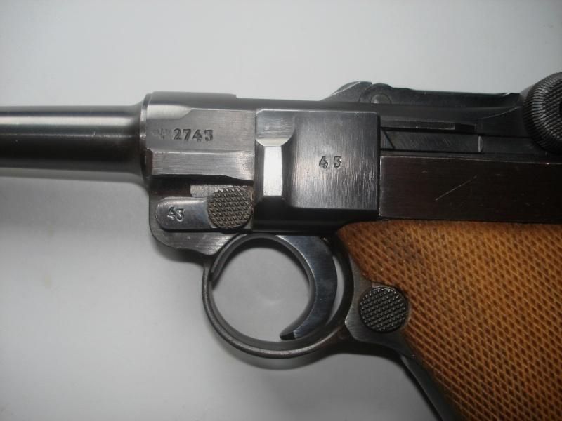 """Un rare P 08 daté 42 """"français"""" Dsc04912"""