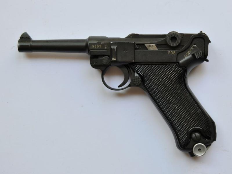 Luger P08 byf42 Mauser17