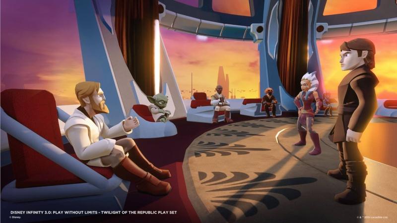 Disney Star Wars Infinity 1.0, 2.0 et 3.0 Star Wars Inf110