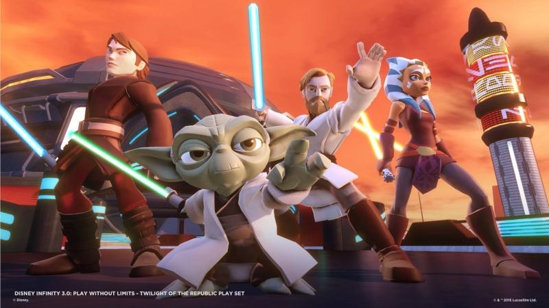 Disney Star Wars Infinity 1.0, 2.0 et 3.0 Star Wars Inf310