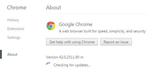 Google chrome updates are disabled by the administrator (FIX) Untitl13