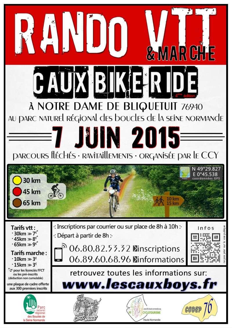 [07 juin 2015] 4ème Caux Bike Ride Cbr20111