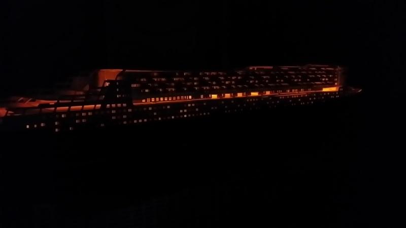 RMS Queen Mary 2 [Revell+éclairage Fibre+LED 1/400°] de erfrance60 - Page 4 2015-035