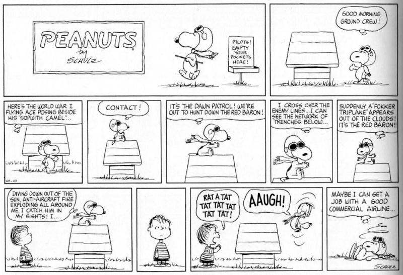 "La saga ""Peanuts"" - Page 4 10873610"