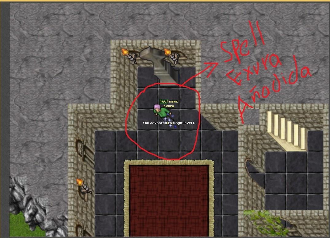 [Actions] LearnedSpell (Aprendizaje de magia) Tfs 1.1/2.0 Tutori13