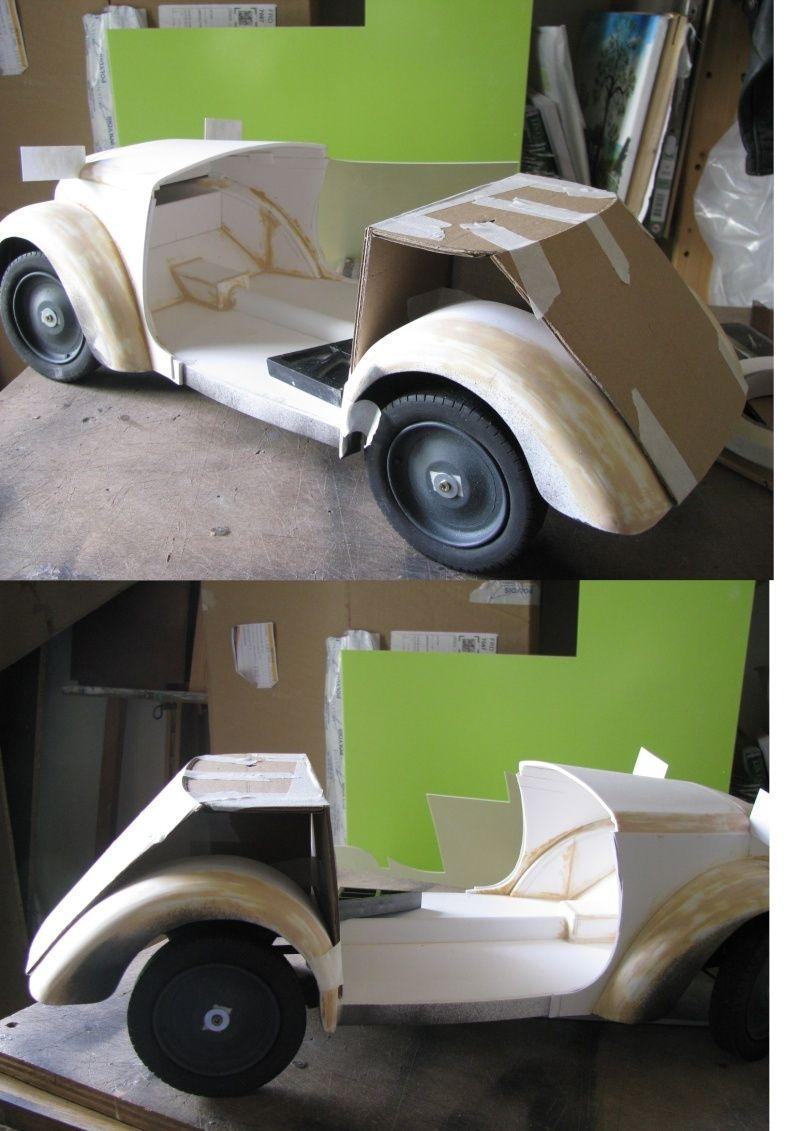 """Fiat 500 """" topolino"""" Fiat210"""