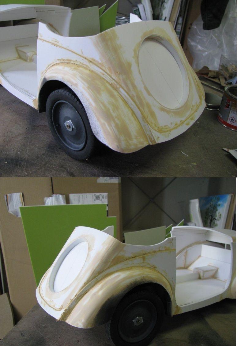 """Fiat 500 """" topolino"""" Fiat5011"""