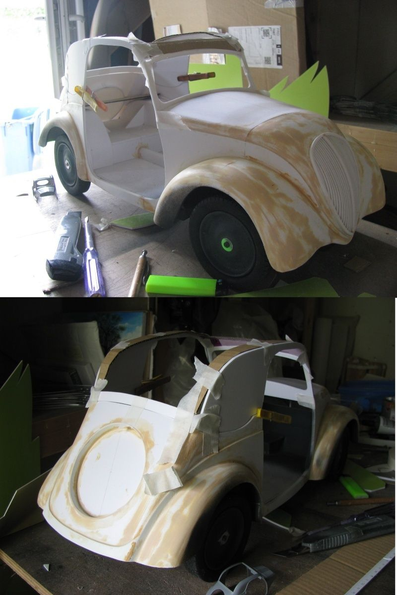 """Fiat 500 """" topolino"""" Simca514"""