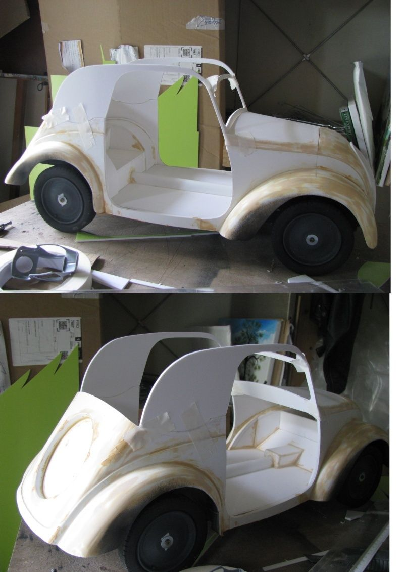 """Fiat 500 """" topolino"""" Simca_14"""