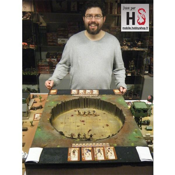Table JUGULA d'Hobby Shop Jugula11