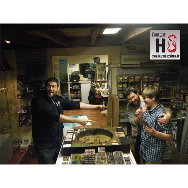 Table JUGULA d'Hobby Shop Jugula13