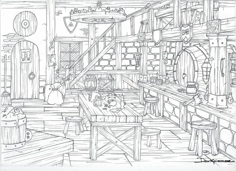 La galerie de Darkpimousse :) - Page 2 Tavern12