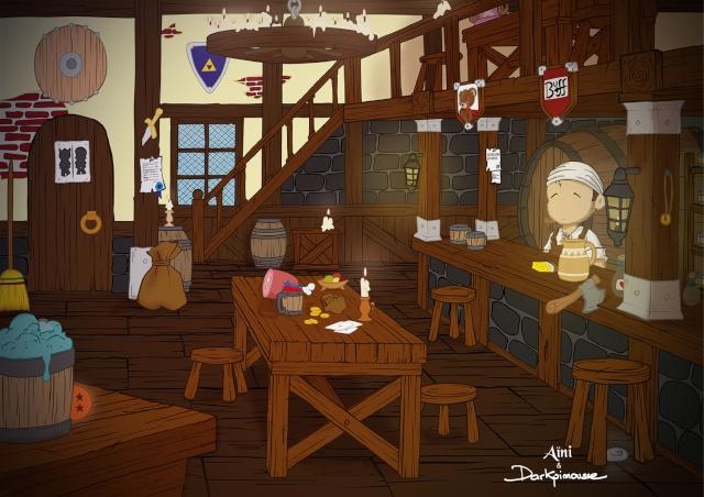 La galerie de Darkpimousse :) - Page 2 Tavern13