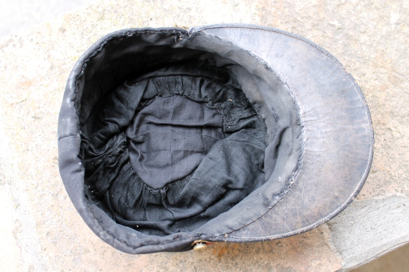 Képi foulard capitaine galons plats - PE1 [A CLOTURER] Img_7545