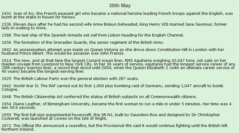 On this day in History... - Page 5 Captu170