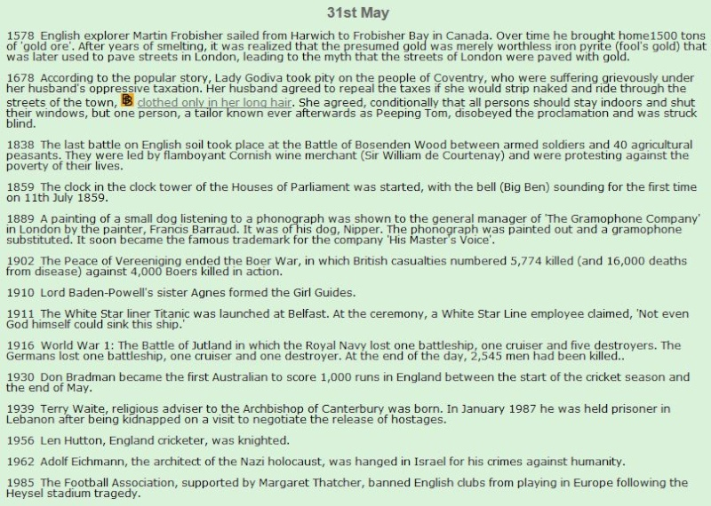 On this day in History... - Page 6 Captu172