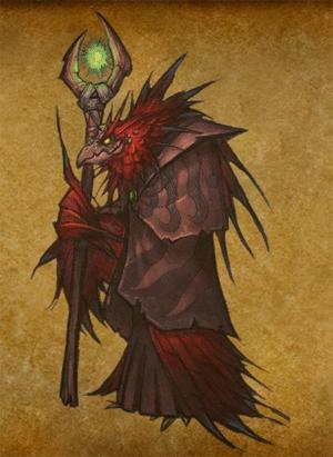 Les creatures de Draenor Arakko10