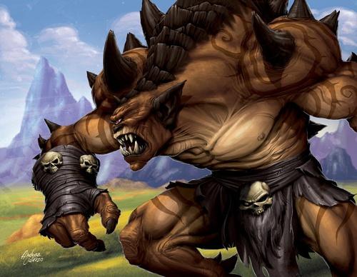 Les creatures de Draenor Bloggi10