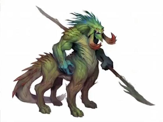 Les creatures de Draenor Genesa10
