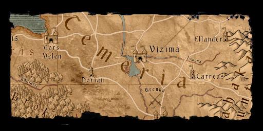 The Witcher. Ou la Saga du Sorceleur. Places12