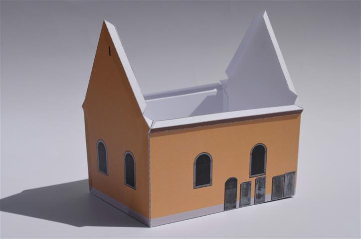 Oberkassel und die Kallboys - Die evangelische Kirche von Oberkassel Dsc_0811