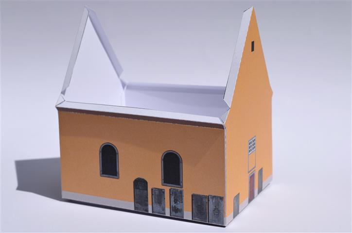 Oberkassel und die Kallboys - Die evangelische Kirche von Oberkassel Dsc_0812