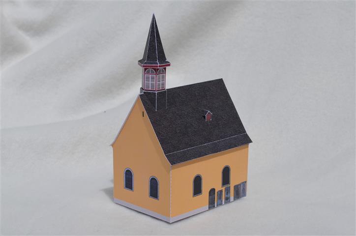 Oberkassel und die Kallboys - Die evangelische Kirche von Oberkassel Dsc_0814