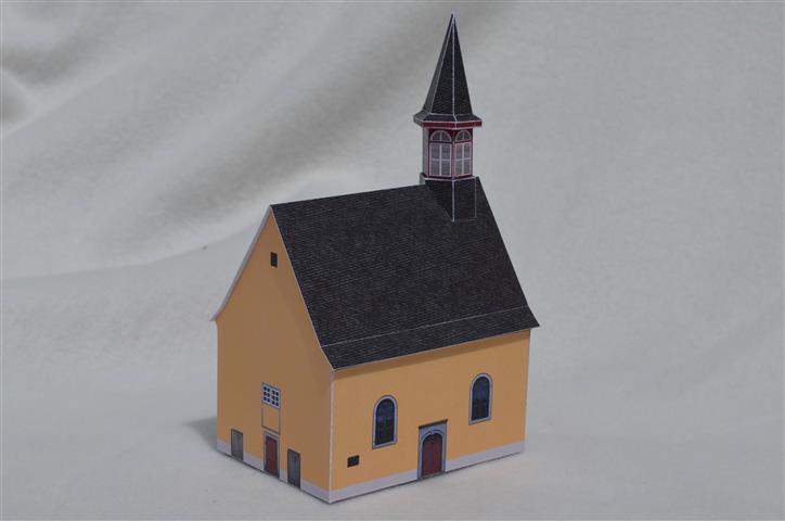 Oberkassel und die Kallboys - Die evangelische Kirche von Oberkassel Dsc_0816