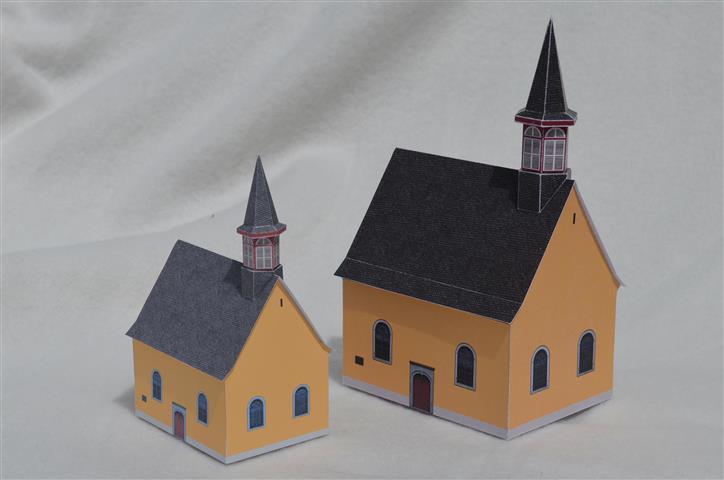 Oberkassel und die Kallboys - Die evangelische Kirche von Oberkassel Dsc_0817