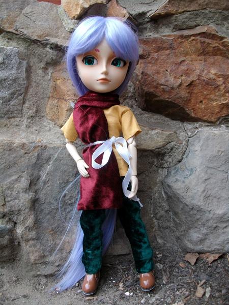 Les Pullip and co de Jane: Saphyr avec une de mes créations Mupsou10