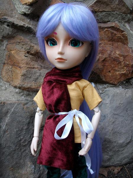 Les Pullip and co de Jane: Saphyr avec une de mes créations Mupsou12