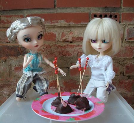 Les Pullip and co de Jane: Saphyr avec une de mes créations Swap1c10