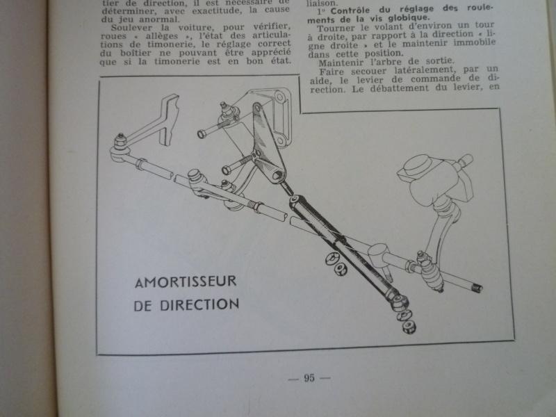 Amortisseur de direction P1060411