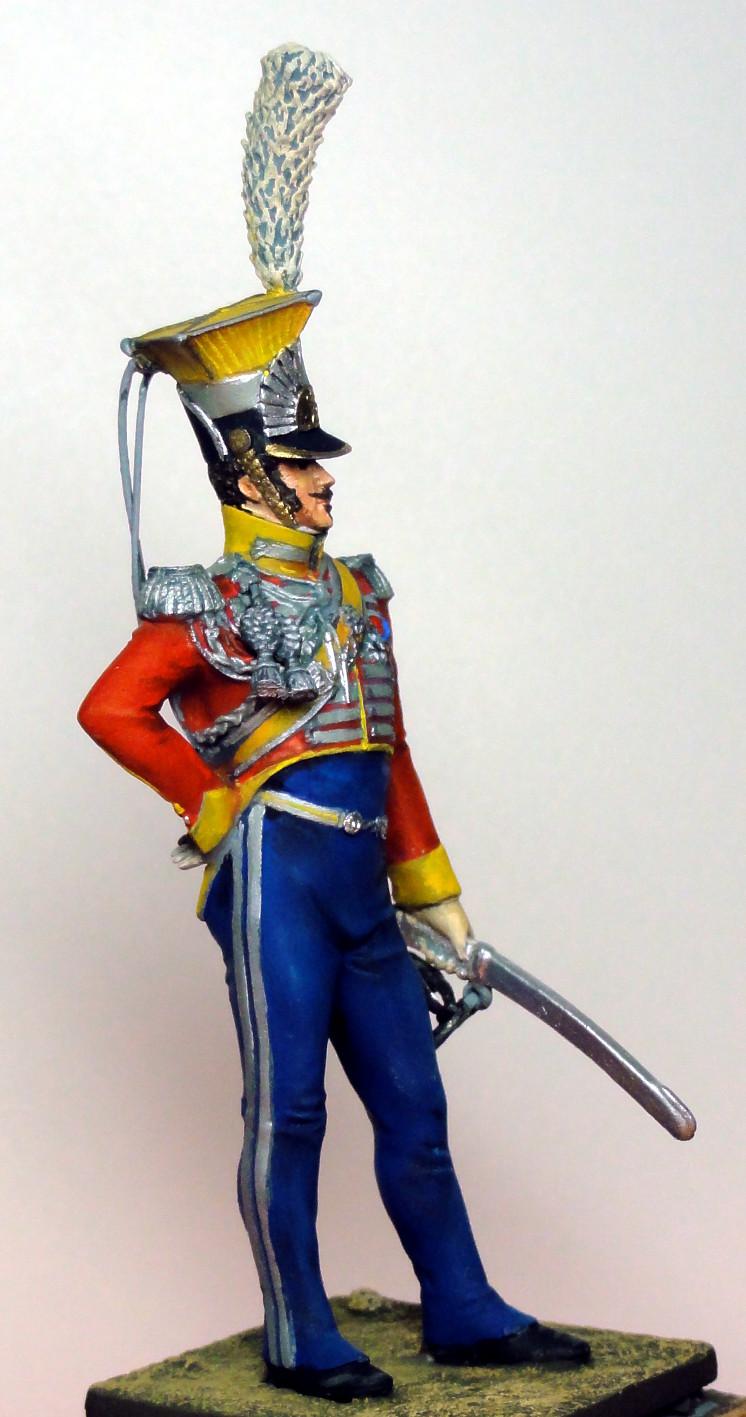 Vitrine de MarcM, trompette de chasseurs à cheval italiens - Page 5 Dsc05512