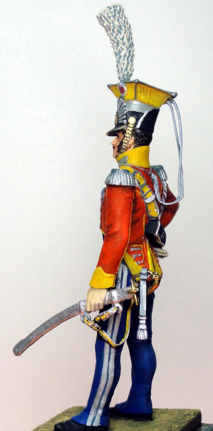 Vitrine de MarcM, trompette de chasseurs à cheval italiens - Page 5 Dsc05513