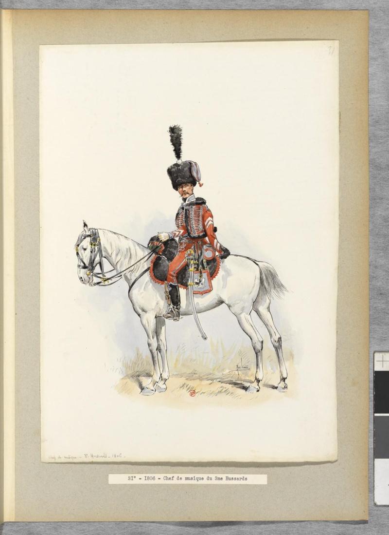 Trompette des Hussards F3110